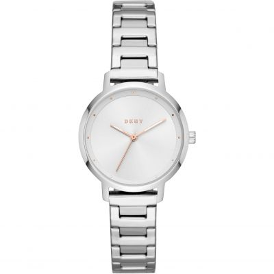 DKNY THE MODERNIST klocka Silver NY9200