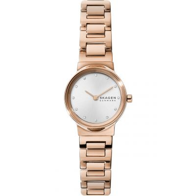 Skagen FREJA Dameshorloge Rose Gold SKW2791