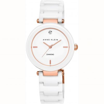 Anne Klein Watch AK-1018RGWT