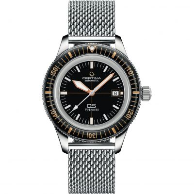 Certina DS PH200M Powermatic Watch C0364071105001