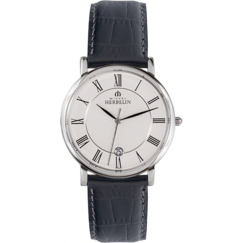 Mens Michel Herbelin Classique Watch 12248/08