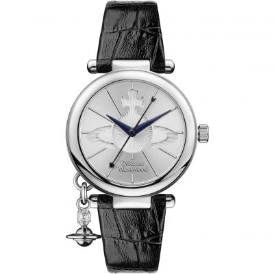 Ladies Vivienne Westwood Orb Watch VV006SSBK