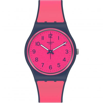 Reloj para Mujer Swatch Pink Gum GN264