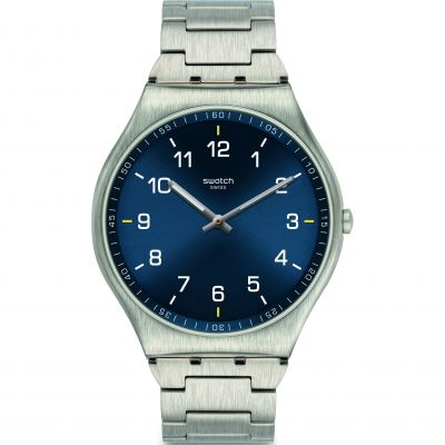 Montre Homme Swatch Skin Suit Blue SS07S106G