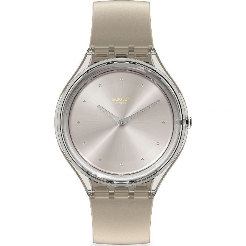 Ladies Swatch Skin Cloud Watch SVOK109