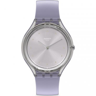 Swatch Skin Love Dameshorloge Lilac SVOK110