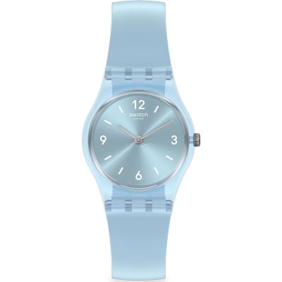 Swatch Originals Fairy Frosty Damenuhr in Blau LL123