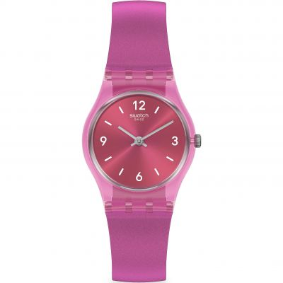 Swatch Fairy Cherry Damklocka Rosa LP158