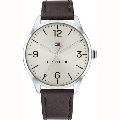 Tommy Hilfiger Th Essentials Damklocka Brun 1791521