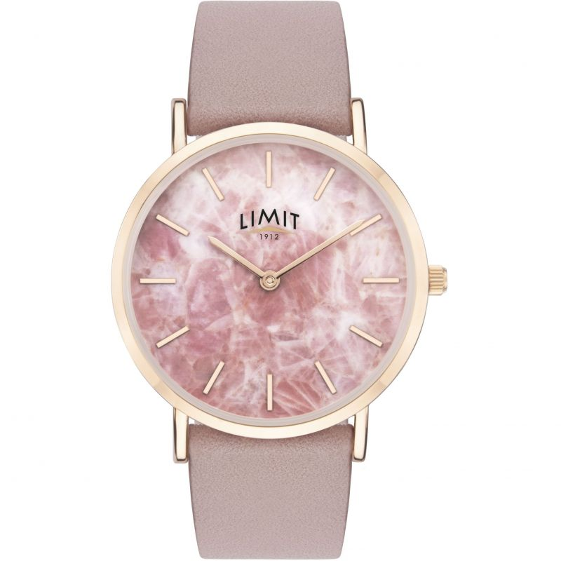 Ladies Secret Garden Rose Gold Plated Watch 60042.73