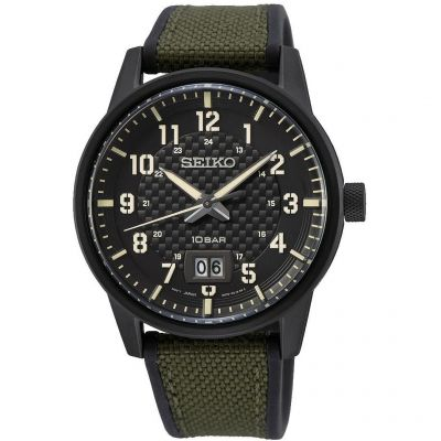 Mens Seiko Conceptual Watch SUR325P1