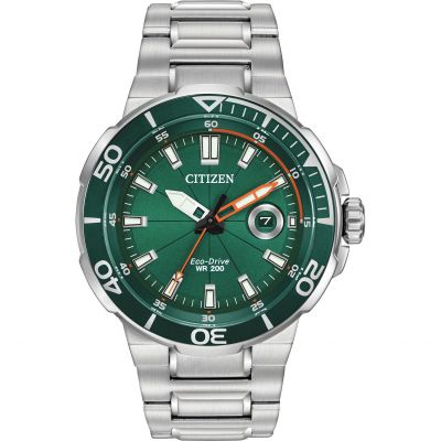 Mens Citizen Endeavour Watch AW1428-53X