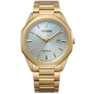 Citizen Classic Three Hand Herenhorloge Goud BM7492-57A