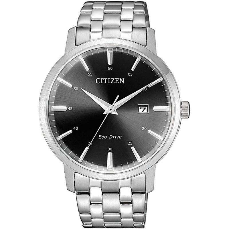Mens Citizen Classic Three Hand Watch BM7460-88E