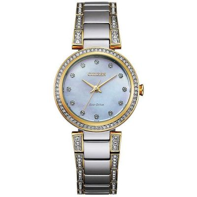 Reloj para Mujer Citizen Silhouette Crystal EM0844-58D