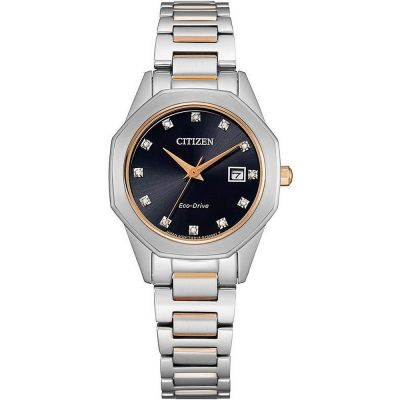 Montre Femme Citizen Silhouette Diamond EW2586-58E