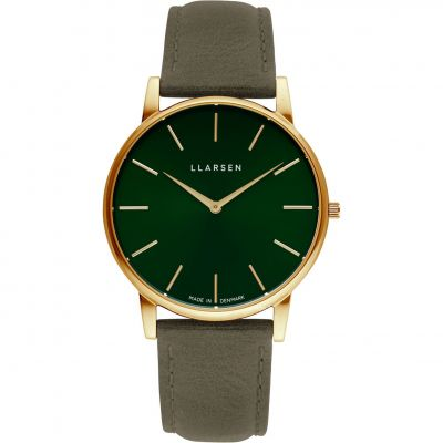 Mens LLARSEN Oliver Watch 147GFG3-GFOREST20