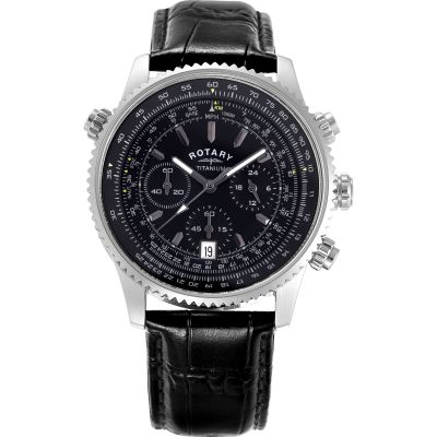 Mens Rotary Exclusive Hero Watch GS00747/04