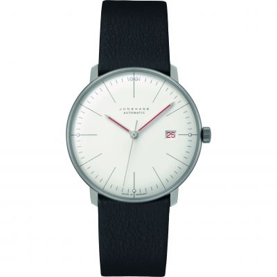 Unisex Junghans max bill Automatic Bauhaus Automatic Watch 027/4009.02