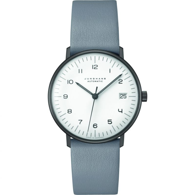 Unisex Junghans max bill Kleine Automatic Automatic Watch 027/4006.04