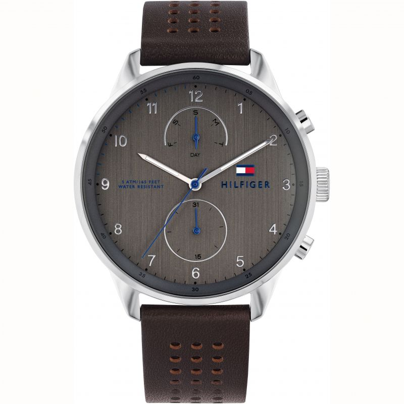 Mens Tommy Hilfiger Chase Watch 1791579
