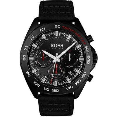 Gents Hugo Boss Black Chronograph Intensity Watch 1513662