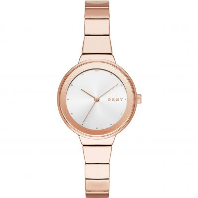 DKNY Dameshorloge Rose Gold NY2695