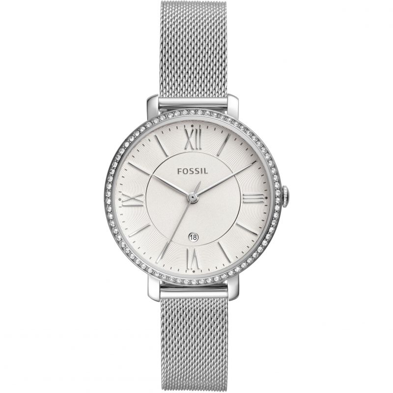 Fossil Jacqueline Stainless Steel Watch ES4627