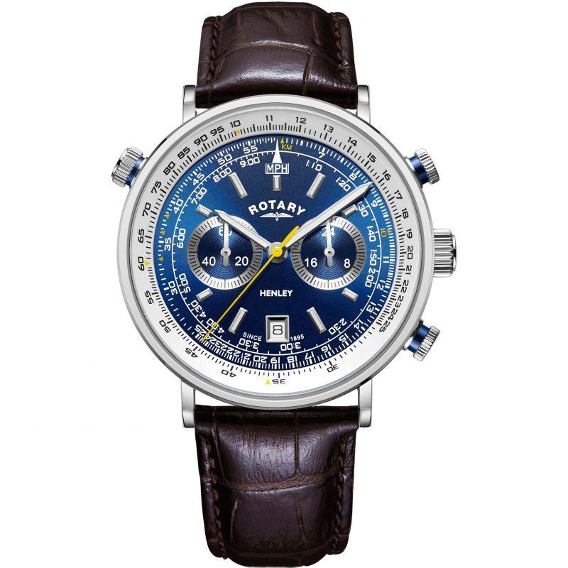 ROTARY Uhr   Rotary Herrenuhr GS05235/05