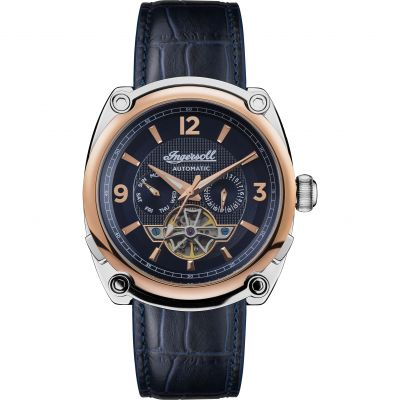 Montre Homme Ingersoll The Michigan Multifunction I01101B