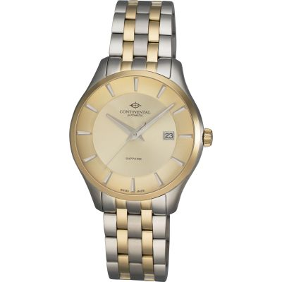Continental Conti-Matic Herenhorloge Two-Tone Gold 17202-GA312230