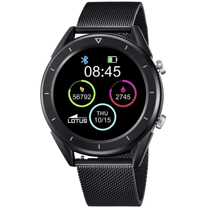 Mens Lotus SmarTime Bluetooth Smartwatch L50007/1