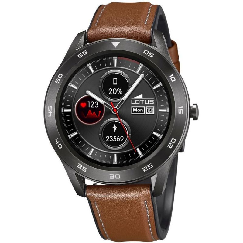 Mens Lotus SmarTime Bluetooth Smartwatch L50012/1