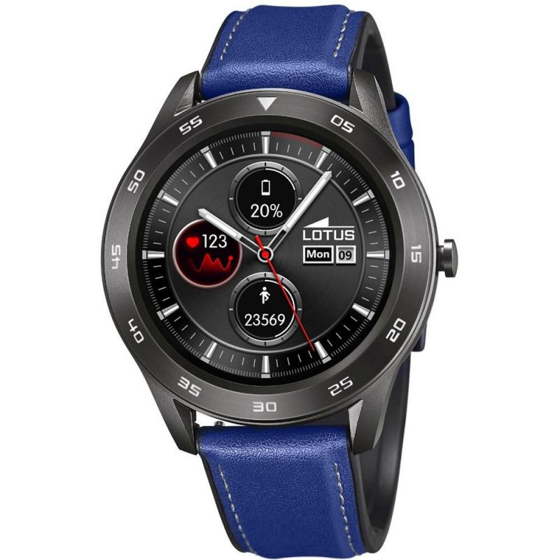 Mens Lotus SmarTime Bluetooth Smartwatch L50012/2