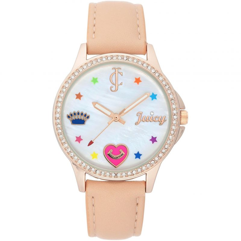 Juicy Couture Watch JC/1106RGBH