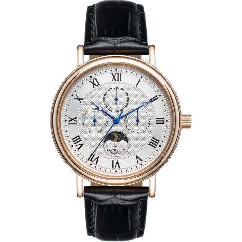 Locksley London Multifunction Watch LL0063440