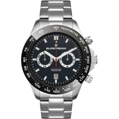Slipstream Slipstream GT Herenchronograaf Zilver SB107411