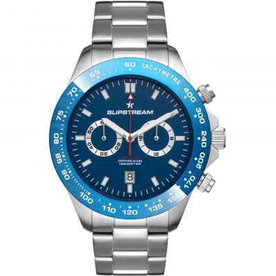 Slipstream Slipstream GT Herenchronograaf Zilver SB107421