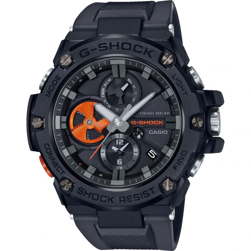 Casio G-Steel Watch GST-B100B-1A4ER
