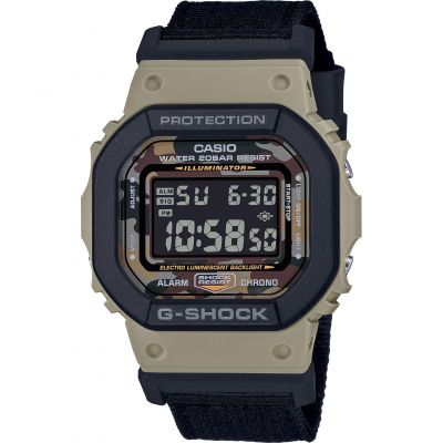 Casio Gift Set Watch DW-5610SUS-5ER