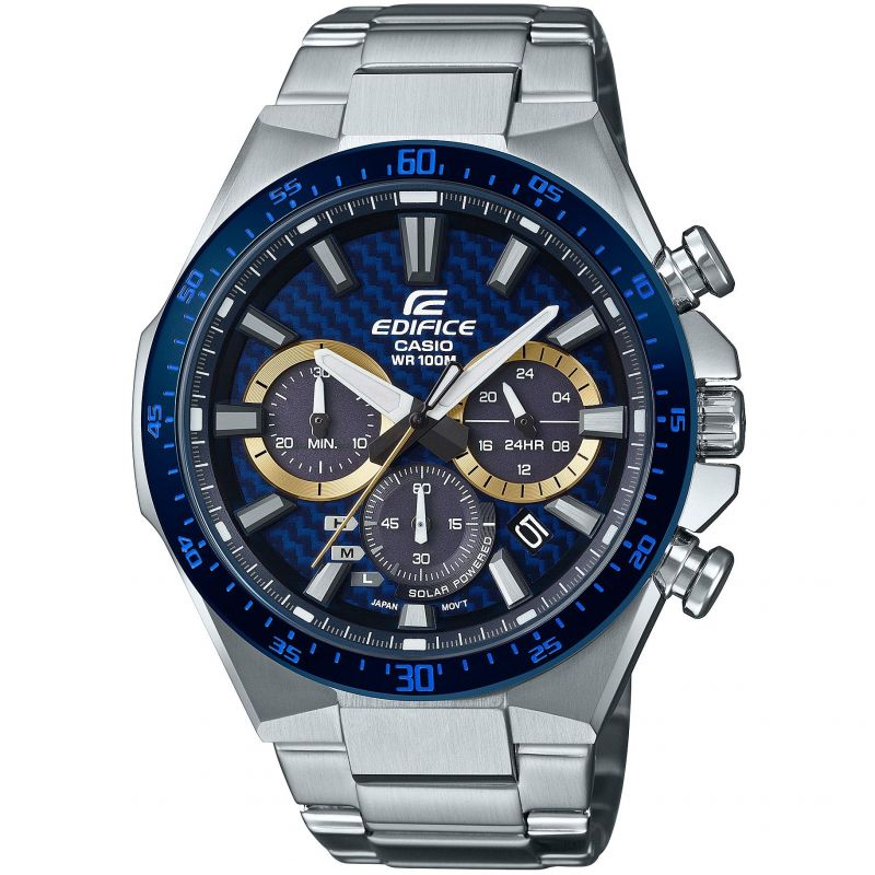 Casio Watch EQS-800BCD-2AVUEF