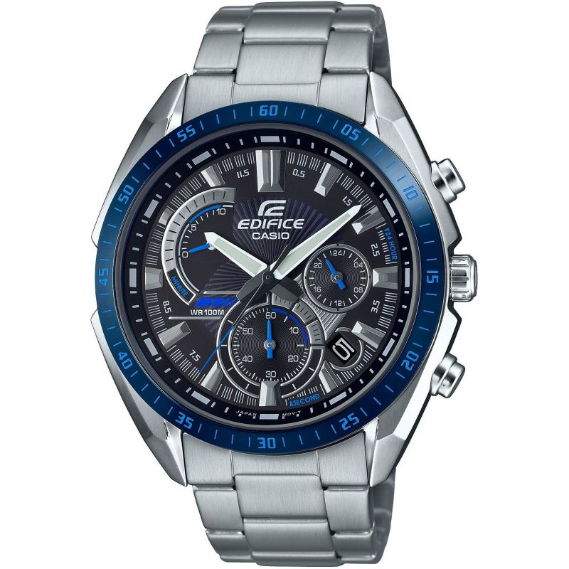 Casio Chronograph Watch EFR-570DB-1BVUEF