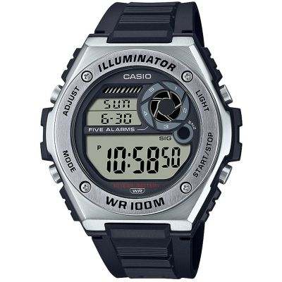 Casio Collection Casio Collection Unisexuhr MWD-100H-1AVEF