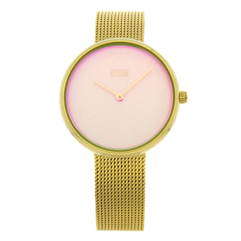 Ladies STORM Selina Gold Ice Watch 47480/GD/ICE