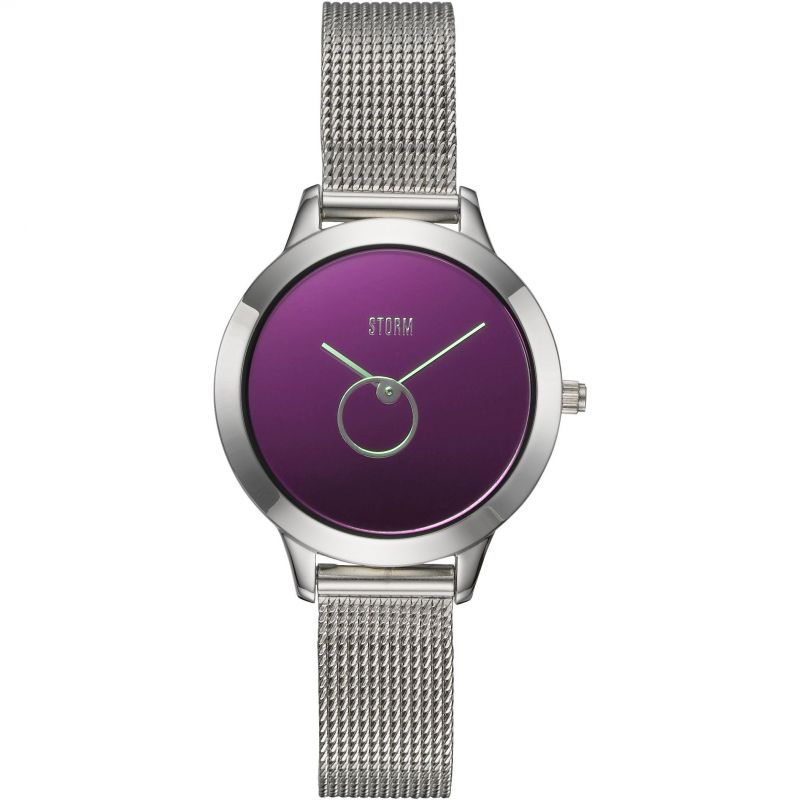 Ladies STORM Zaria Lazer Purple Watch 47482/P
