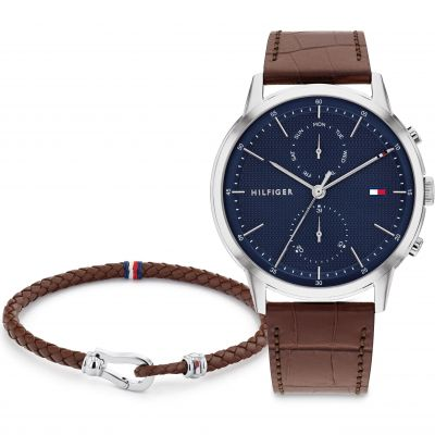 Mens Tommy Hilfiger Gift Set Watch 2770095