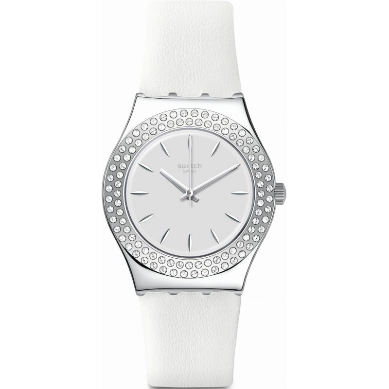 Ladies Swatch Starry Party Watch YLS217