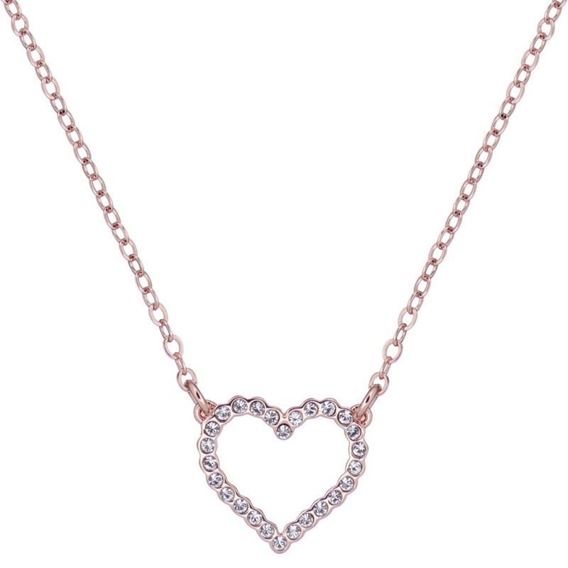 Ted Baker Lendra Love Hearts Necklace TBJ2657-24-02
