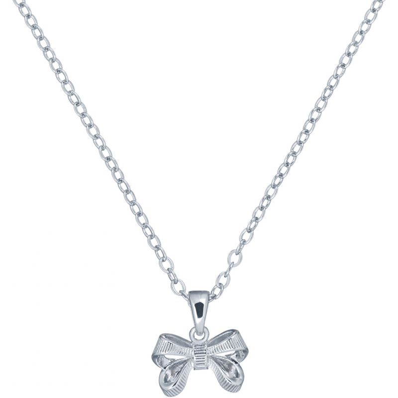 Ted Baker Petrae Petite Bow Necklace TBJ2662-01-03