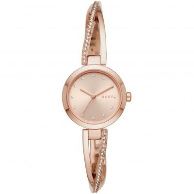 DKNY Crosswalk Dameshorloge Rose Gold NY2831